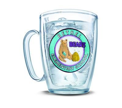 Custom Logo Tervis Double Wall Insulated Handled Mug