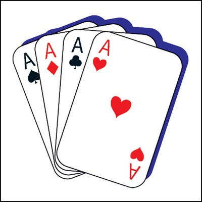 Playing Cards Stock Tattoo