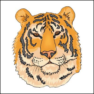 Tiger Stock Tattoo