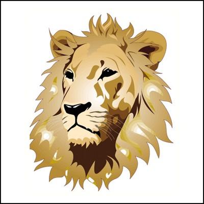 Lion Stock Tattoo