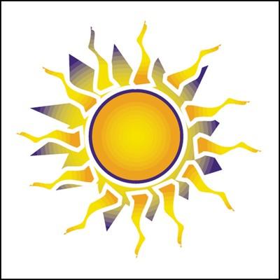Sun Stock Tattoo