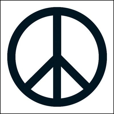 Peace Stock Tattoo