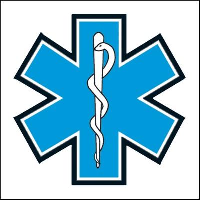 EMS Medical Symbol Stock Tattoo