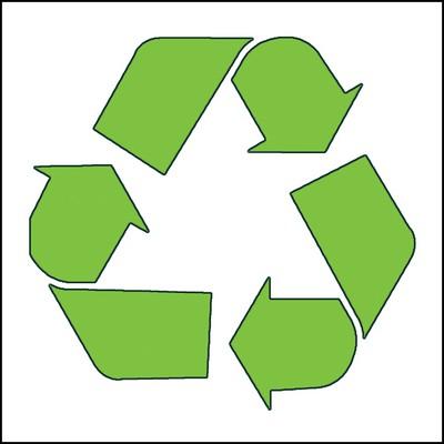 Recycle Symbol Stock Tattoo