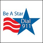 Picture of Be A Star Dial 911 Stock Tattoo