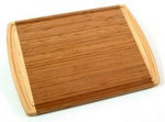 Picture of Kona Groove Bamboo Cutting Board