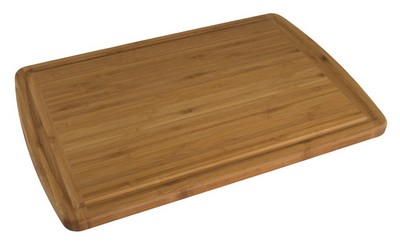 Malibu Groove Vertical Grain Bamboo Cutting Board