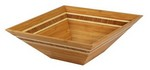 Picture of Square Bamboo Inlay Bowl
