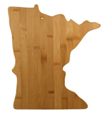Minnesota Bamboo Cutting Board