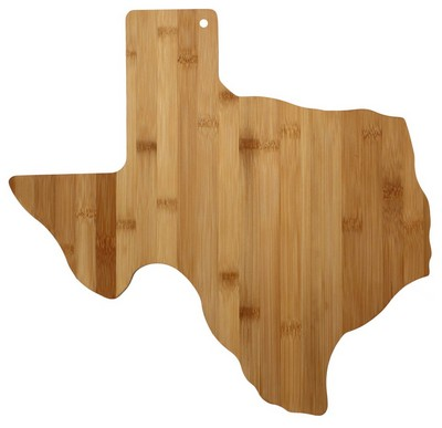 Texas Bamboo Cutting Board