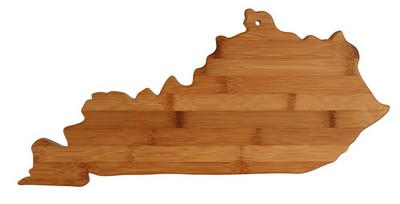 Kentucky Bamboo Cutting Board