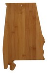 Picture of Alabama Bamboo Cutting Board