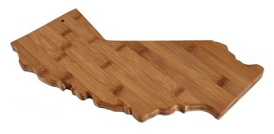 California Bamboo Cutting Board