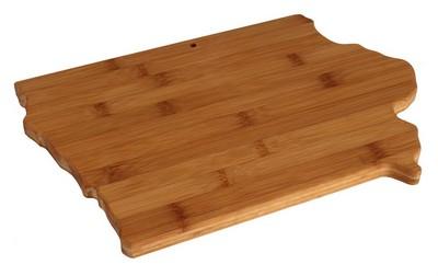 Iowa Bamboo Cutting Board