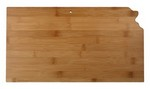 Picture of Kansas Bamboo Cutting Board