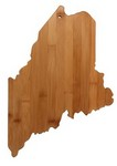 Picture of Maine Bamboo Cutting Board