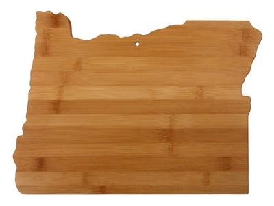 Oregon Bamboo Cutting Board