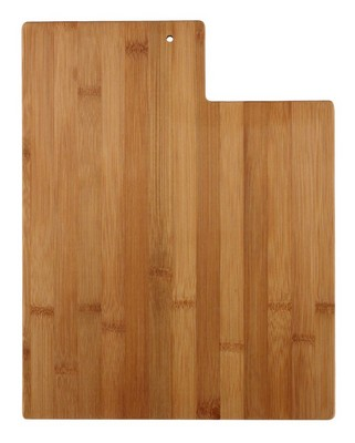 Utah Bamboo Cutting Board