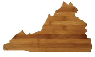Virginia Bamboo Cutting Board
