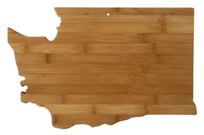 Washington Bamboo Cutting Board