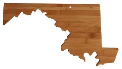 Maryland Bamboo Cutting Board