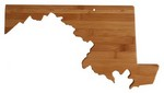 Picture of Maryland Bamboo Cutting Board