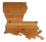 Picture of Louisiana Bamboo Cutting Board