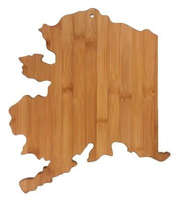Alaska Bamboo Cutting Board