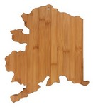 Picture of Alaska Bamboo Cutting Board