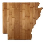 Picture of Arkansas Bamboo Cutting Board