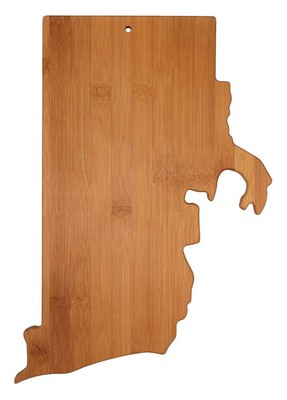 Rhode Island Bamboo Cutting Board