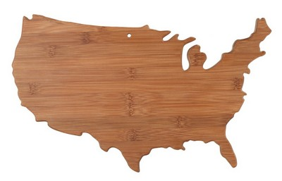 USA Bamboo Cutting Board