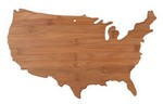 Picture of USA Bamboo Cutting Board