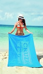 "Picture of Superior Weight 35"" x 60"" Beach Towel (Color)"
