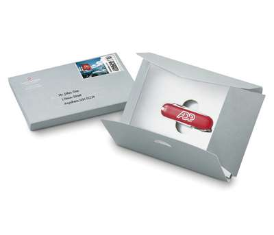 Victorinox Swiss Army Rally Mailer