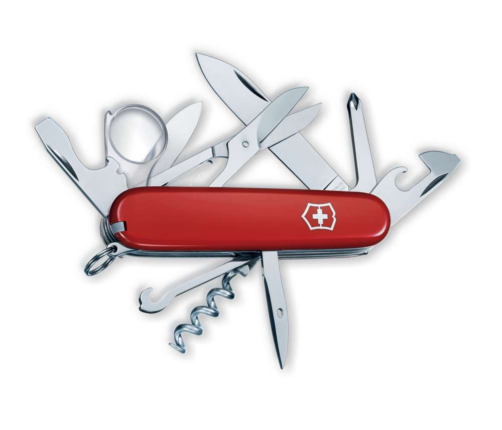 Branded Victorinox Swiss Army Knife Explorer Promotion Pros
