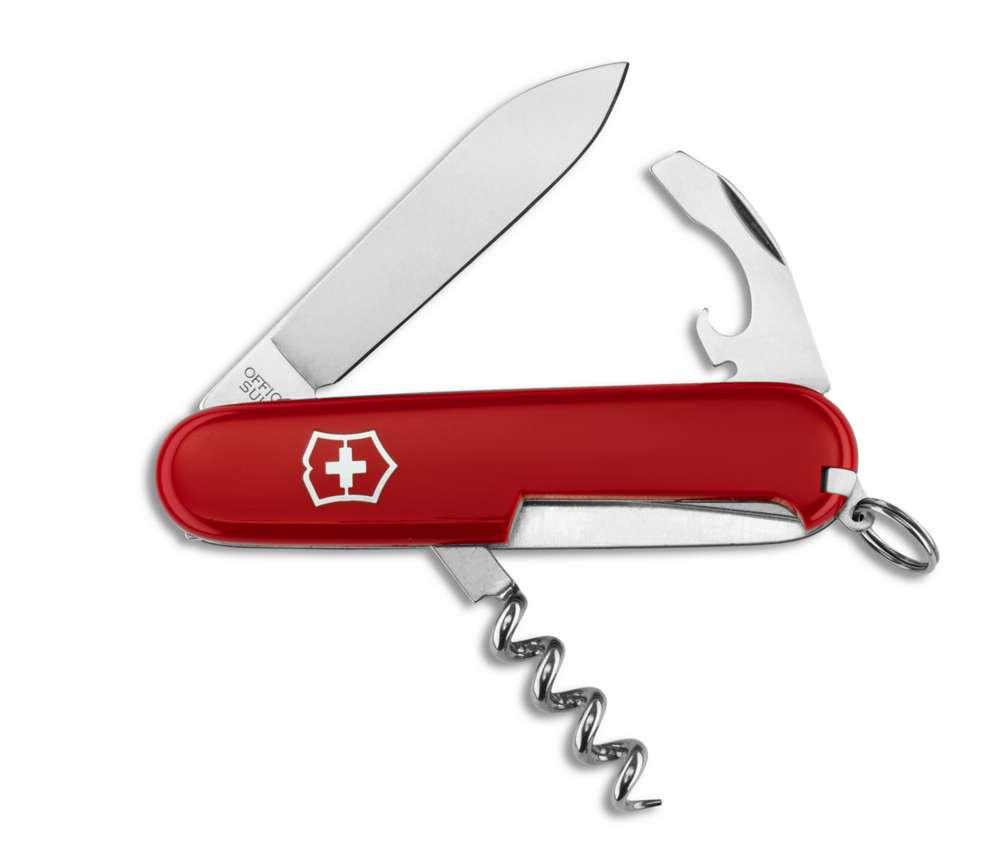 Custom Victorinox Swiss Army Knife Waiter Promotion Pros