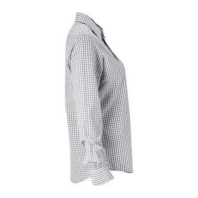 Women's Easy-Care Gingham Check Shirt