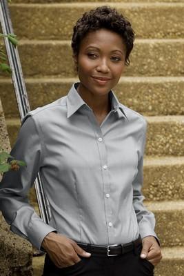 Eagle Women's No-Iron Pinpoint Oxford