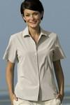 Picture of Women's Vansport Woven Camp Shirt