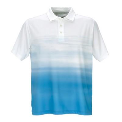 Men's Vansport Pro Ombré Print Polo