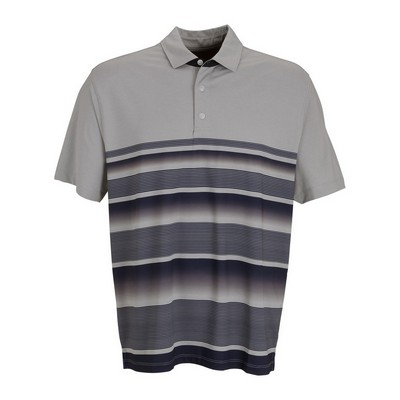 Vansport Pro Fade Stripe Polo
