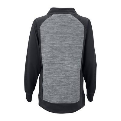 Women's Vansport Spacedye Blocked Pullover