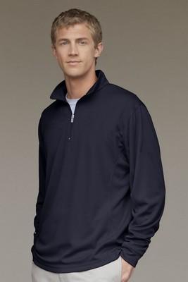 Men's Vansport Mesh 1/4-Zip Tech Pullover