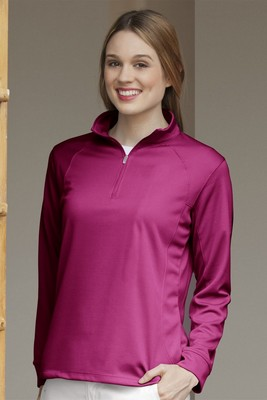 Women's Vansport Mesh 1/4-Zip Tech Pullover