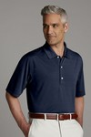 Picture of Greg Norman Play Dry® Horizontal Stripe Polo