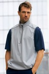 Picture of Greg Norman ¼-Zip Weatherknit Vest