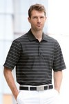 Picture of Greg Norman Play Dry® Performance Striped Polo