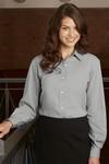 Picture of Van Heusen Women's Long Sleeve Button-Up Classic Pincord Shirt