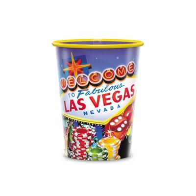 Visstun®-17oz-Reusable Clear Plastic Cup-Hi-Def
